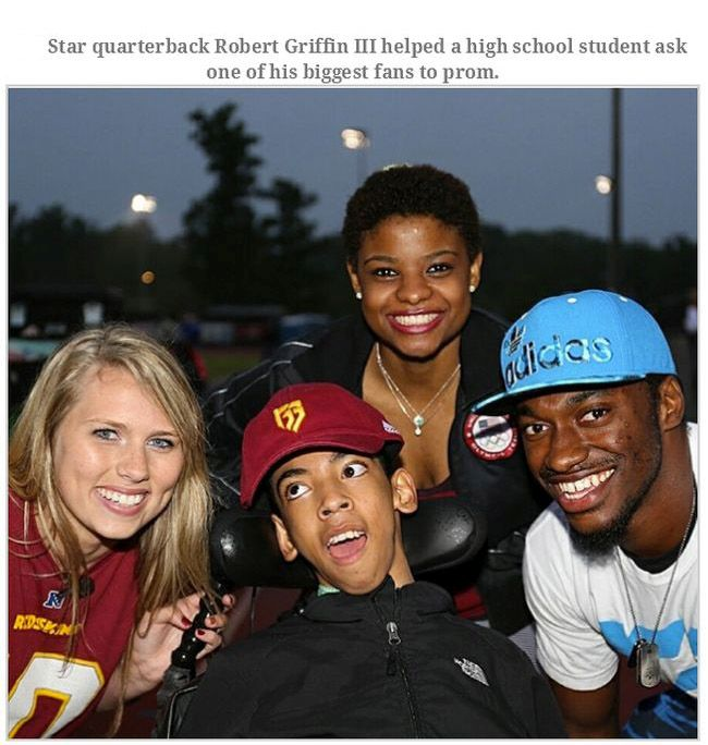 Sports Stars Making A Positive Difference