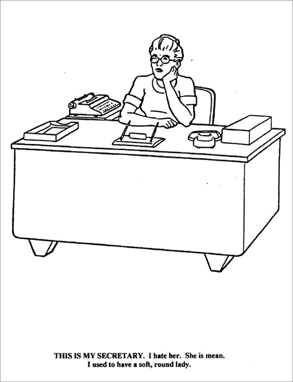 Lawyers Have Coloring Books Too | Others