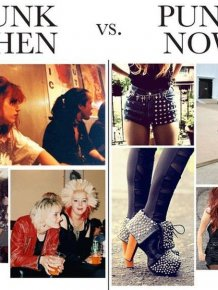 Fashion Back In The Day And Today