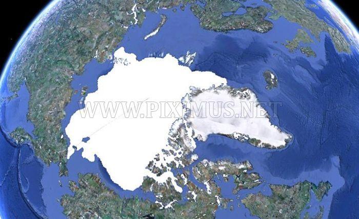 North Pole 2000 vs 2010, part 2010