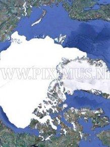 North Pole 2000 vs 2010