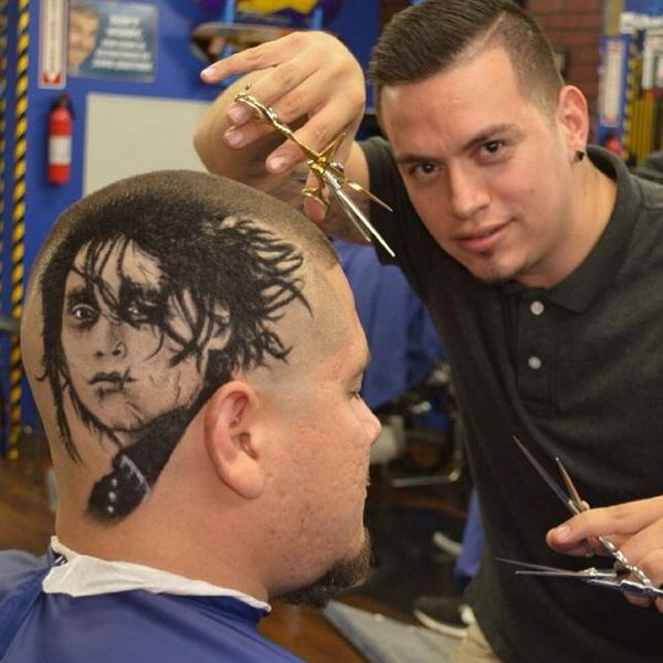 This Guy Gives The Most Amazing Haircuts