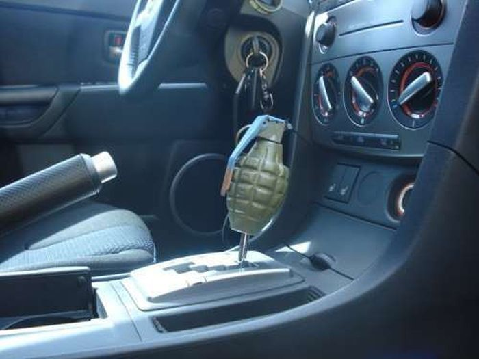 The Coolest Custom Shift Knobs On The Planet