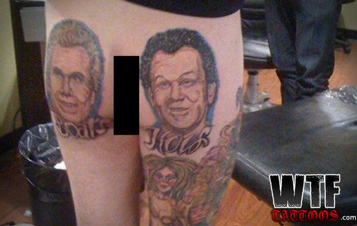 The Best Of Terrible Tattoos