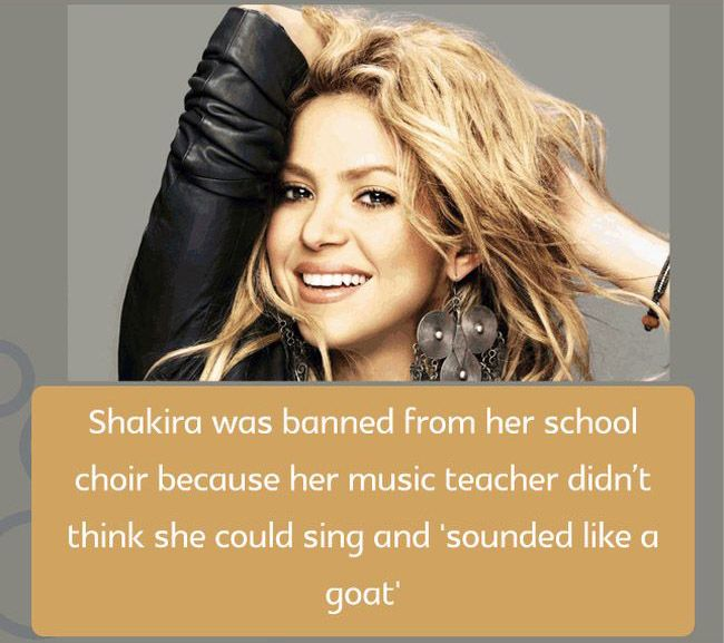 10 Facts About Famous Celebrities