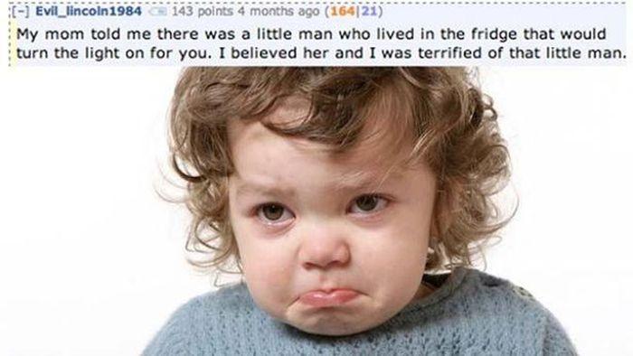 Hilarious Lies That Parents Tell Their Kids