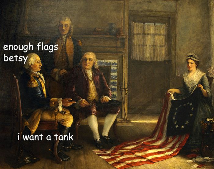 George Washington Is Now Internet Famous