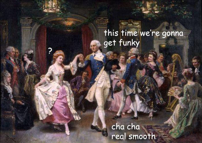 George Washington Is Now Internet Famous