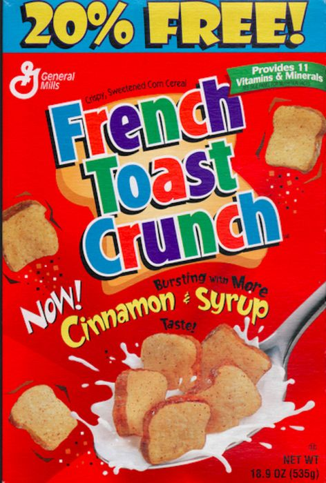 Retired Cereals We Wish We Could Eat Again