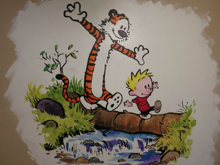 This Is Why You Need Calvin and Hobbes On Your Wall