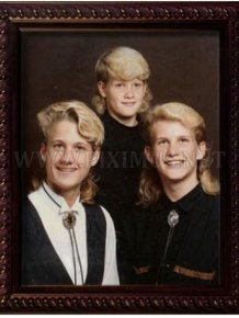 The Greatest Mullets Ever