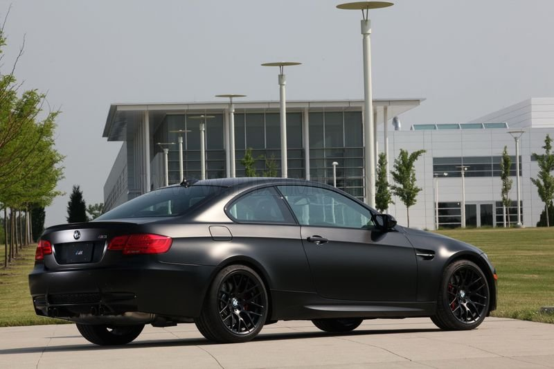 BMW M3 Frozen Black Special Edition