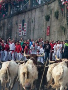 Spain's Annual Street Festival Is A Lot Of Fun