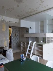 Amazing Transformation Of An Abandoned Storage Unit