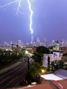 The Most Epic Pictures Of The Chicago Skyline Ever