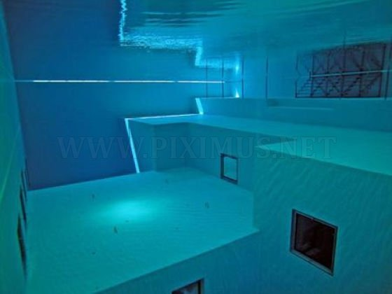 The World 39 S Deepest Swimming Pool Others