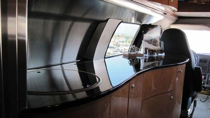 Ford F-750 Dunkel Luxury Hauler 4х4, part 44
