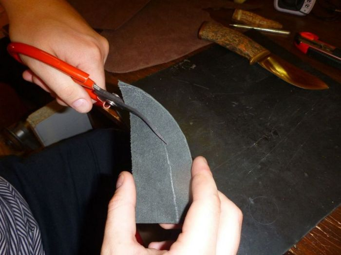 How To Build Your Own Knife