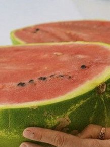 How To Make The Most Amazing Watermelon Jell-O