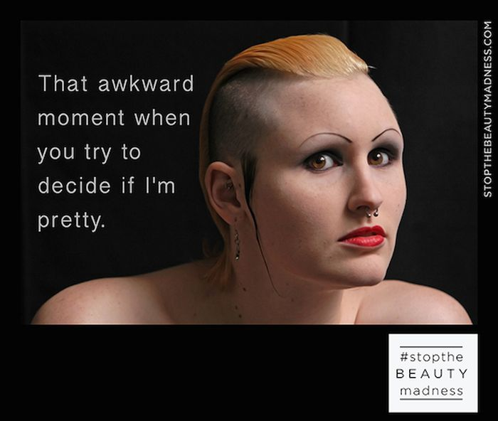 This Campaign Is Turning The Tables On Beauty