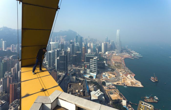 Amazing Views From The Roofs Of Hong Kong