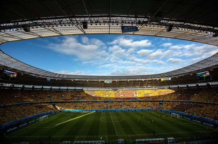 All The Best Photos From The World Cup