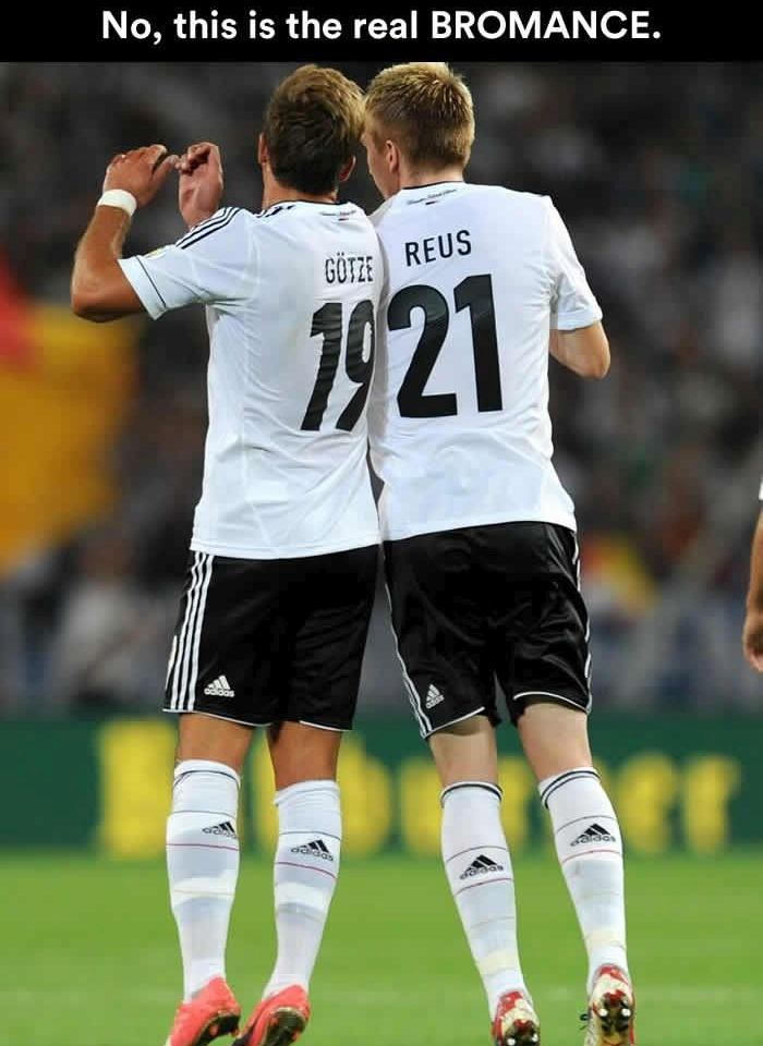 The Mystery Of The Mario Götze Jersey