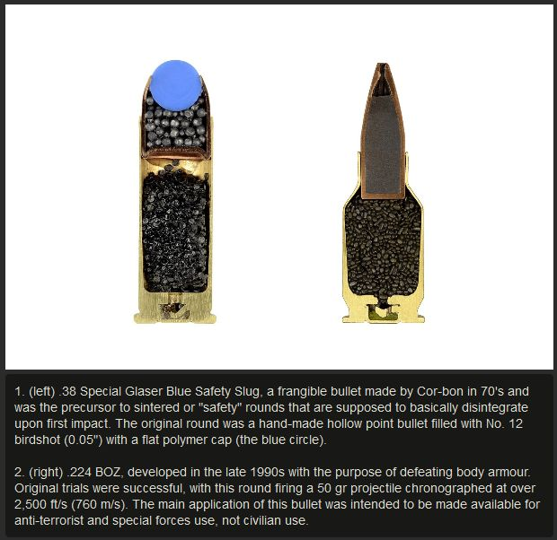 See What The Inside Of A Bullet Looks Like