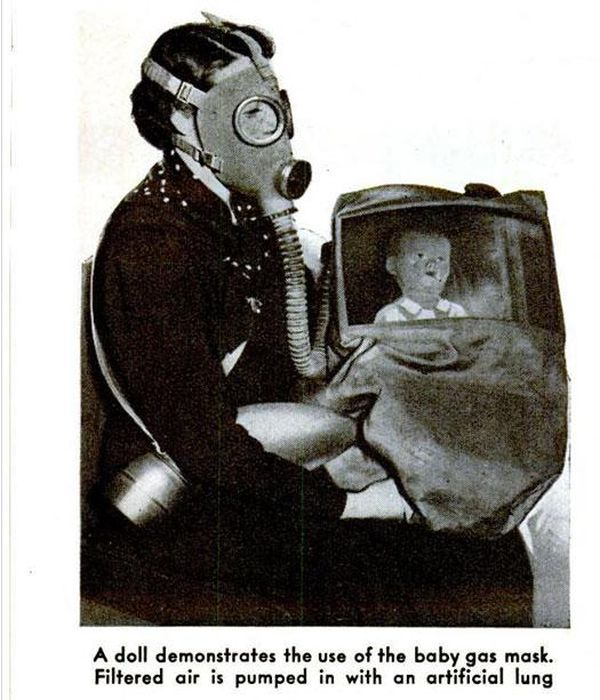 Creepy Inventions For Babies From The 1900s