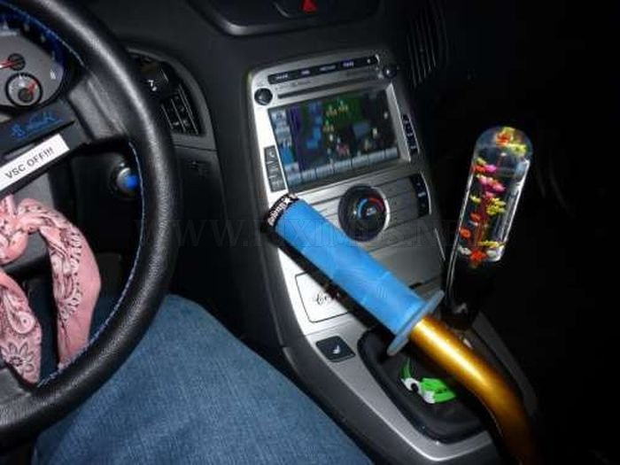 Unusual Shift Knobs