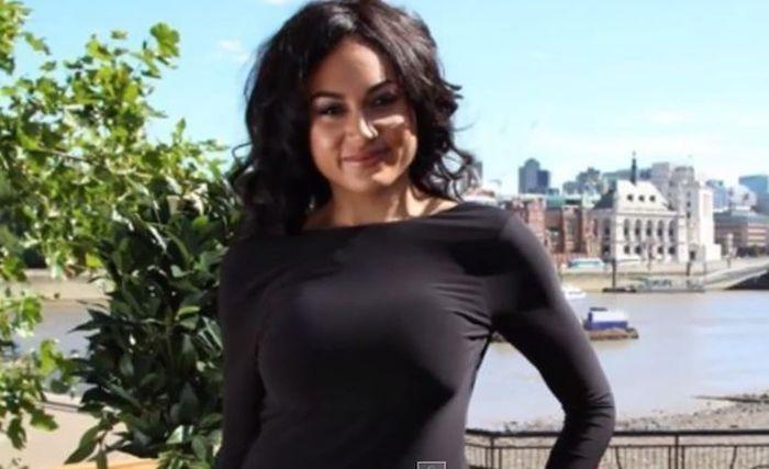 She Spent A Fortune To Look Like Kim Kardashian