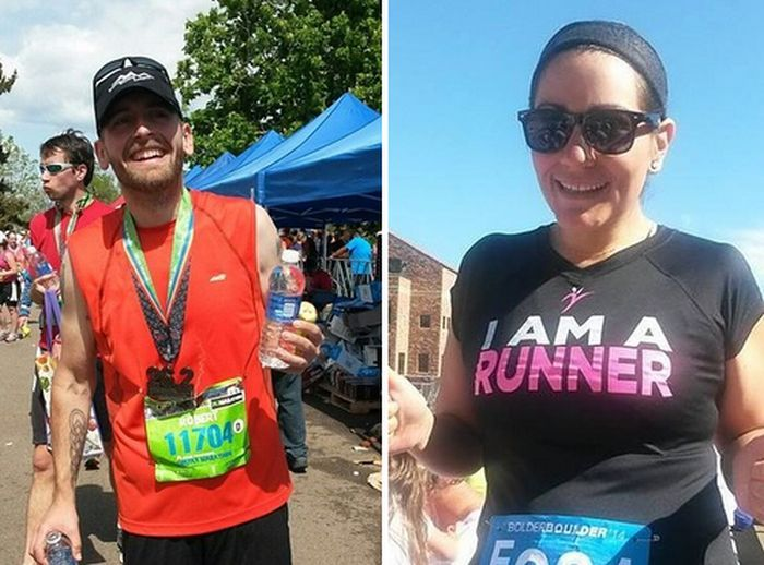 Colorado Couple Gets Skinny Together