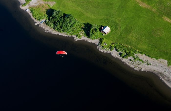David Bengtsson Takes Amazing Aerial Photos