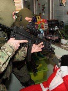 Polish SWAT
