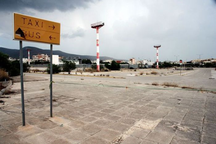 Athens Has An Amazing Abandoned Airport