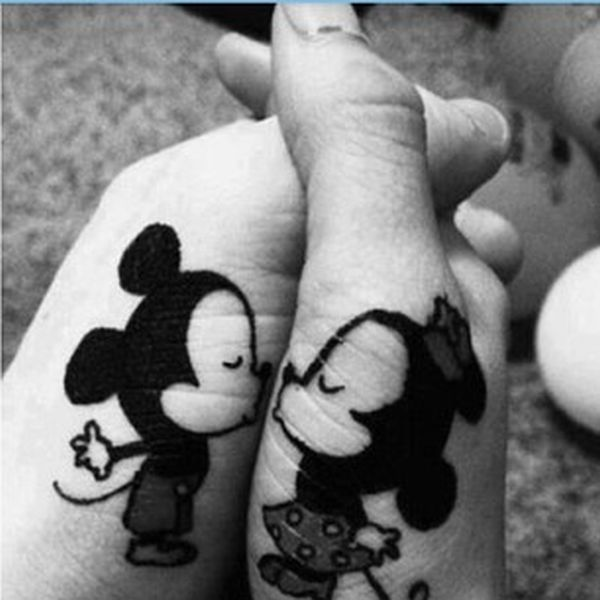 These People Are Doing Couple Tattoos Right