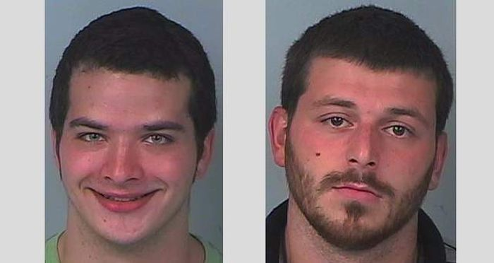 Stoners Break Into A School To Steal Snacks