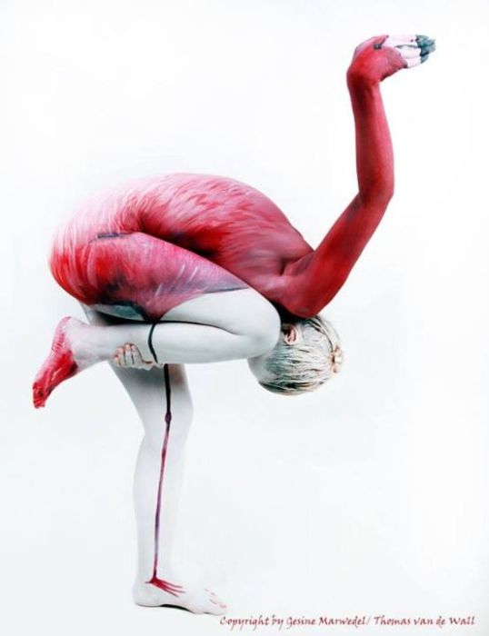 These Body Paintings Will Blow You Away