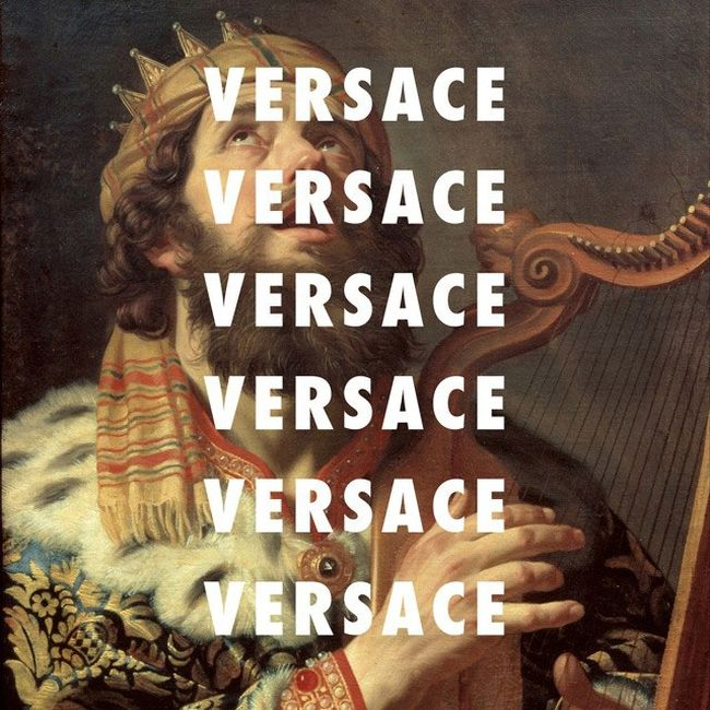 When Classic Art Crosses Over With Hip Hop Lyrics