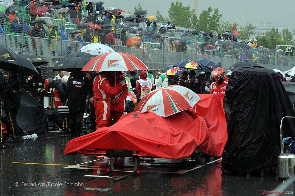 Formula 1 Grand Prix of Canada 2011, part 2011