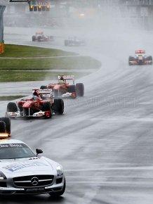 Formula 1 Grand Prix of Canada 2011