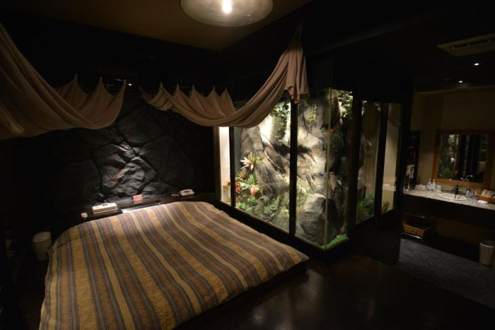 See The Inside Of Japanese Love Hotels