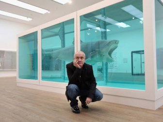 When Damien Hirst Turns Taxidermy Into Art
