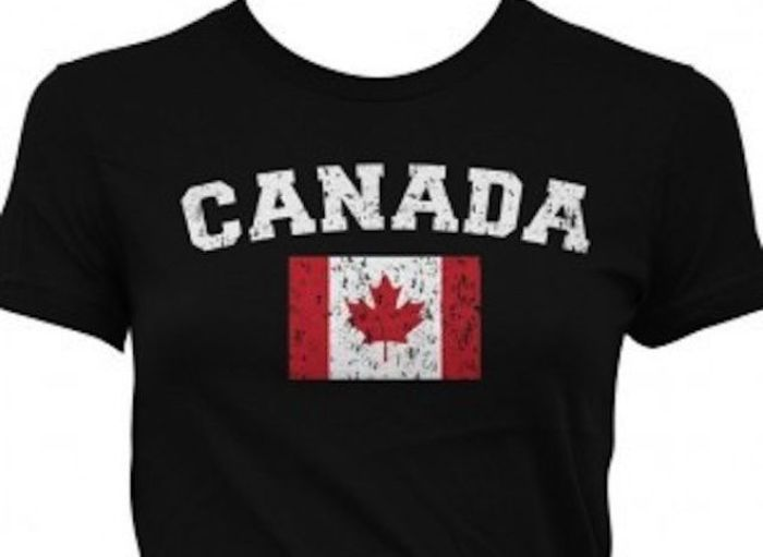 Wear Your Canada Shirt With Pride