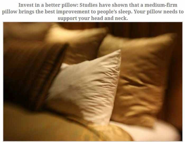 13 Tips That Will Help You Sleep Better