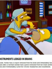 The Simpsons Predicted The Future So Many Times