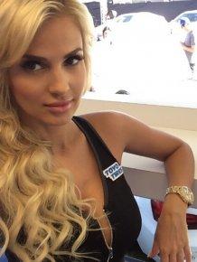 Cute blondies