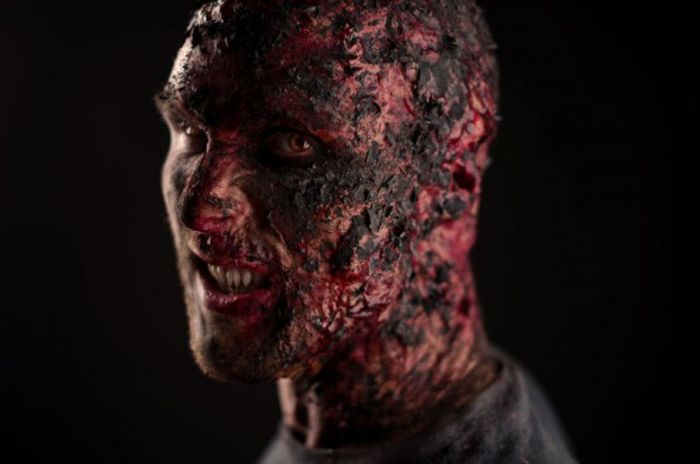 Scary Makeup Thats Gory And Horrifying