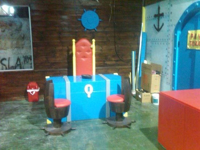 The Krusty Krab From Spongebob Is Opening Soon