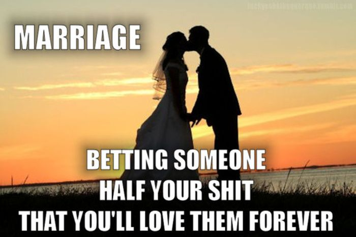 The Truth About Marriage